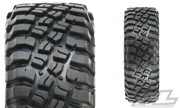 Pro-Line Racing BFGoodrich Mud-Terrain KM3 1.9'' 4.19'' OD G8 Tires Front or Rear