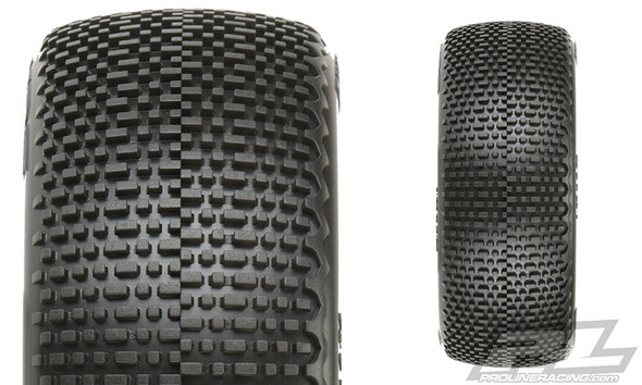 Pro-Line 9062-204 Buck Shot S4 Super Soft Off-Road 1/8 Buggy Tires (2) : Front or Rear
