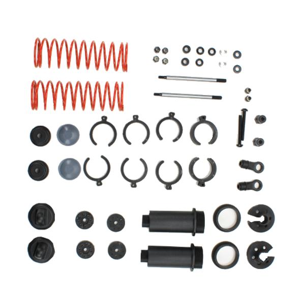 Redcat 505110R Shock Absorber Set : TR-MT8E / TR-MT8E-V2