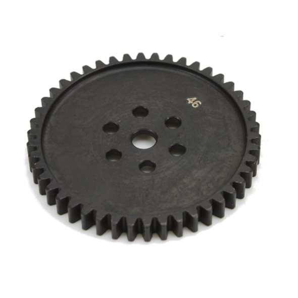 Redcat 505156 Spur Gear-46T CNC Machined : TR-MT8E / TR-MT8E-V2