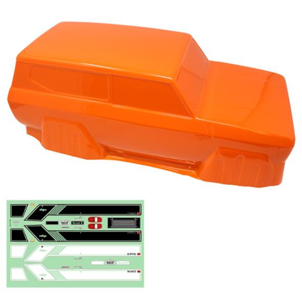 Redcat RER11397 Orange Body w/ Sticker Sheet : Gen8 Scout II