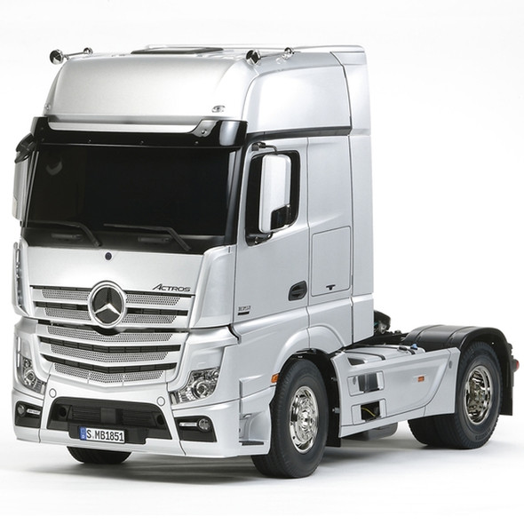 Tamiya 56335 1/14 Mercedes-Benz Actros 1851 GigaSpace On-Road Tractor Truck Kit
