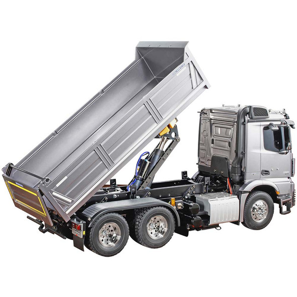 Tamiya 56357 1/14 Mercedes-Benz Arocs 3348 6x4 On-Road Tipper Tractor Truck Kit