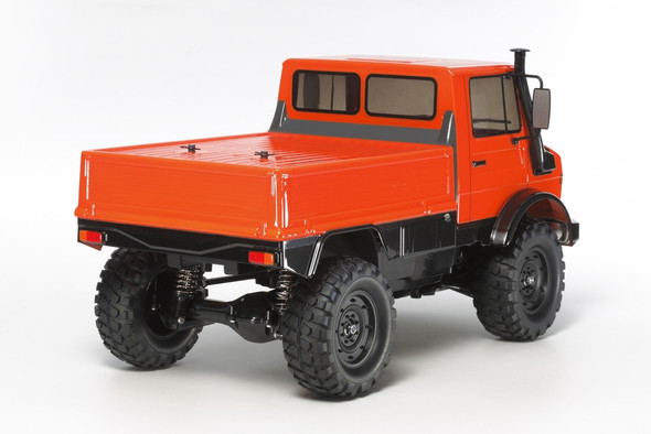 Tamiya 58609 1/10 Mercedes-Benz Unimog 425 CC-01 4WD Off-Road Truck Kit