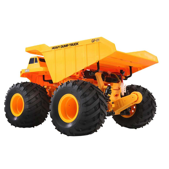Tamiya 58622 1/24 Heavy Dump Truck 4WD Off Road Kit