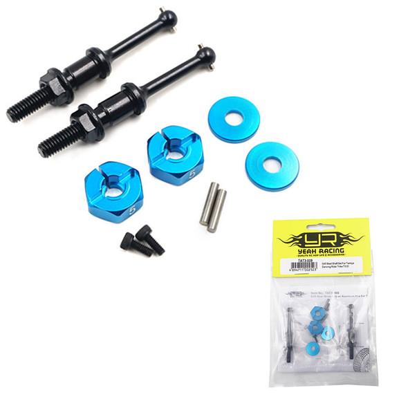 Yeah Racing TAT3-009 G45 Steel Shaft Set : Tamiya Dancing Rider Trike T3-01
