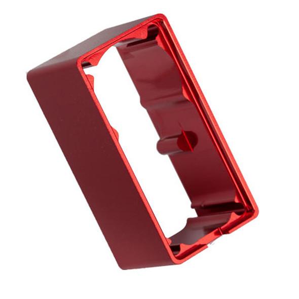 Traxxas 2253 Aluminum Red Servo Case for 2255 Servo : Bandit /E-Maxx/E-Revo/Rustler