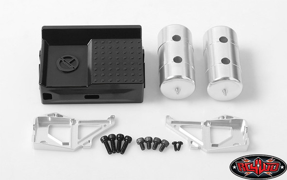 RC4WD 1/14 Faux Fuel/Air Tank Assembly VVV-S0175