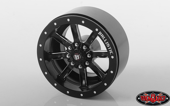 RC4WD Ballistic Off Road Rage 1.9'' Beadlock Wheels (4) Z-W0261