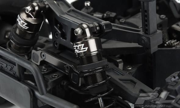 Pro-Line 6318-00 Aluminum Shock Cap Upgrade (2) : PRO-MT 4x4