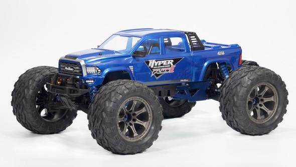 HoBao HB-MTE2-C150BU 1/7 Hyper MT Plus II Brushless Monster Truck RTR Blue Body