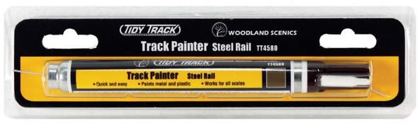 Woodland Scenics Tidy Track Track Painter Steel Rail TT4580