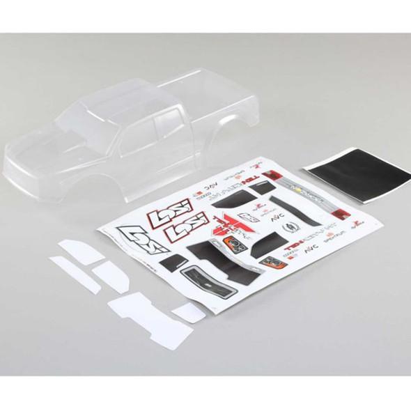 Losi LOS330004 Clear Body Set : TENACITY MT
