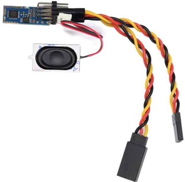 Orlandoo Hunter Model Diesel Sound Unit Kit Micro RC Crawler - 1 Set : 1/35 F150
