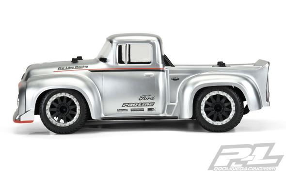 Pro-Line 3514-00 Clear Body '56 Ford F-100 Pro-Touring Street Truck : Slash 2WD / 4X4