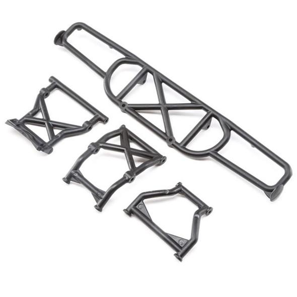 Losi LOS231029 Rear Bumper Set : Tenacity SCT