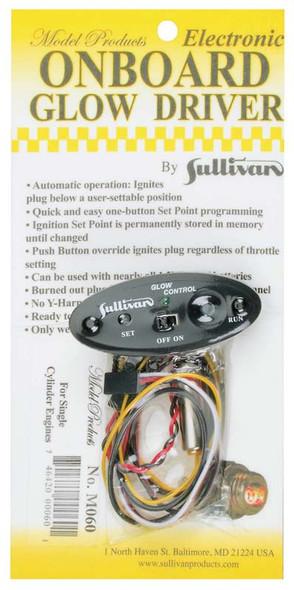 Sullivan M060 On-Board Glow Plug Driver Single Cylinder