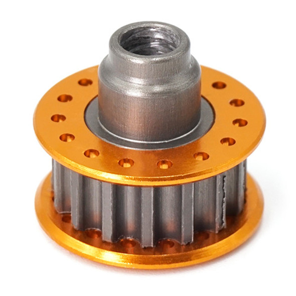 Yeah Racing SPT2-014 Aluminum 15T Pulley Gear For HPI Sprint 2
