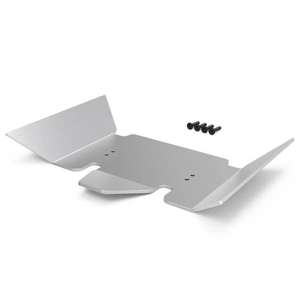 GMade GM30110 GR01 Aluminum Skid Plate Silver : GOM