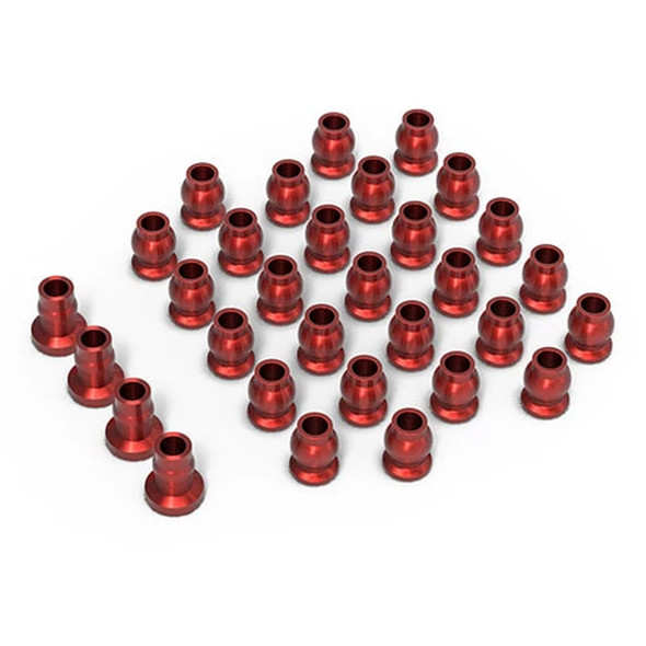 Gmade GM30145 Aluminum Ball Set Red : GS02 BOM