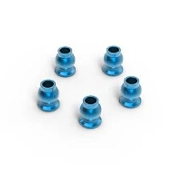 Gmade GM30152 Aluminum Shock End Ball 5.8x7.3mm Blue (5pcs) : GS02 BOM