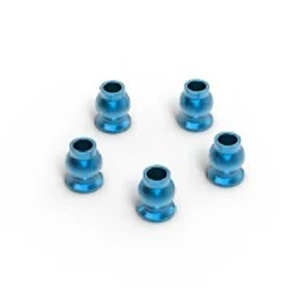 Gmade GM30152 Aluminum Shock End Ball 5.8x7.3mm Blue (5pcs) : GS02 BOM