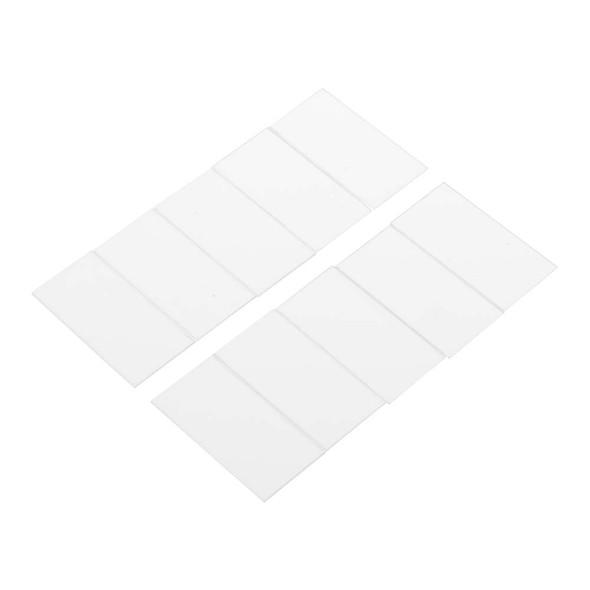 Protoform 1727-00 Pre-Cut TC Wing End Plates (10)