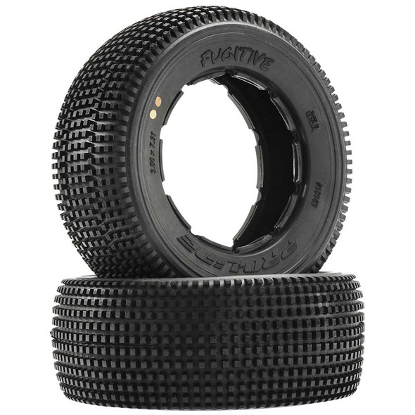 Pro-Line 10143-002 1/5 Fugitive X2 Medium Off-Road Tires (2) No Foam