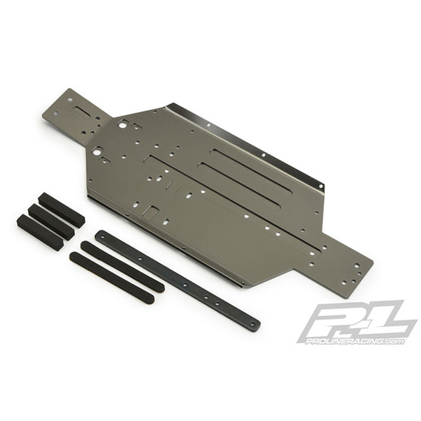Pro-Line 4005-34 PRO-MT 4x4 Replacement Chassis : PRO-MT 4x4