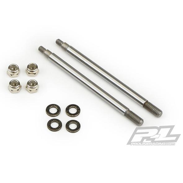 Pro-Line 4005-41 Replacement Rear Shock Shafts : 4x4 PRO-MT& PRO-Fusion SC