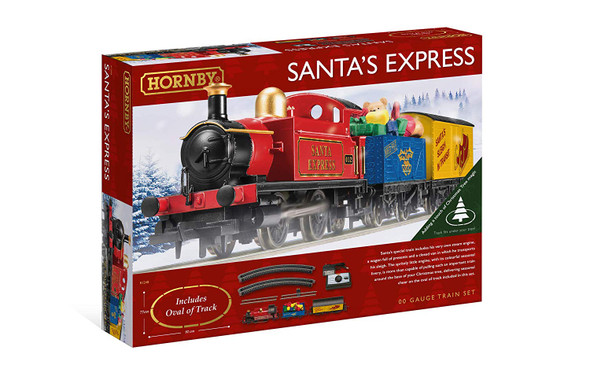 Hornby R1248 Santa's Express Train Set OO Scale