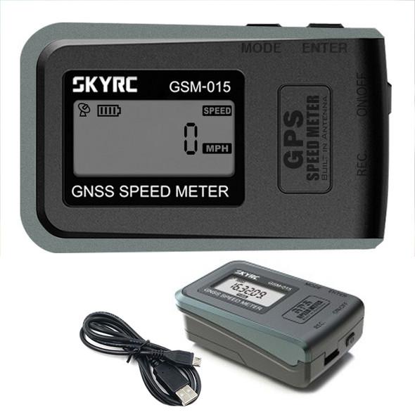 SkyRC SK-500024-01 Global Navigation Satellite System Speed Meter GPS GSM-015