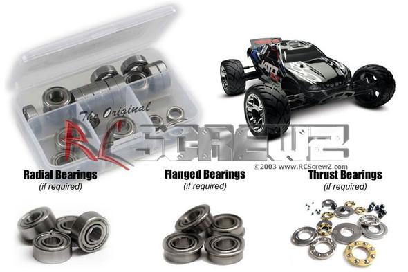 RC Screwz TRA018B Traxxas Jato 3.3 Metal Shielded Bearings Kit