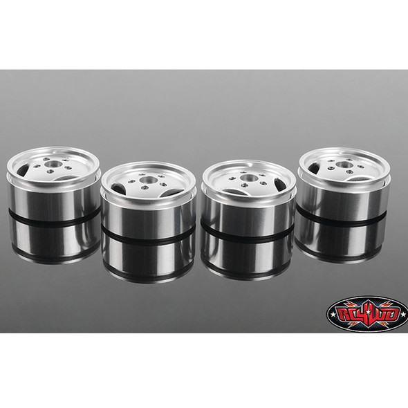 "RC4WD VVV-C0696  Rover Vogue 1.9"" Beadlock Wheels (4)"