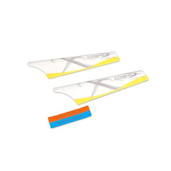 Xtreme BLADE MCX Upper Blade Yellow MCX002-Y