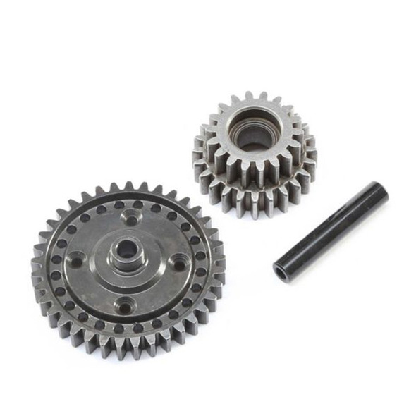 Losi LOS252080 Center Transmission Gear Set : Super Baja Rey