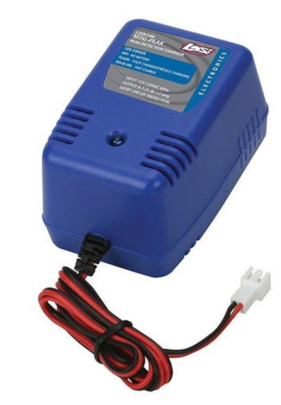 Losi LOSB1206 Mini Peak AC Wall Charger: 1/18 vehicles