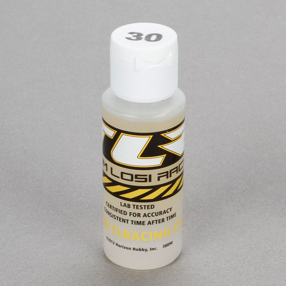 Losi TLR74006 Silicone Shock Oil 30 wt