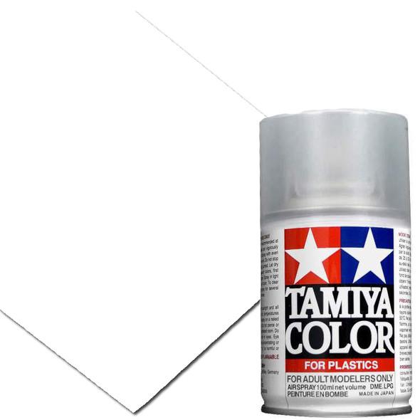 Tamiya TS-79 Semi Gloss Clear Lacquer Spray Paint 3 oz