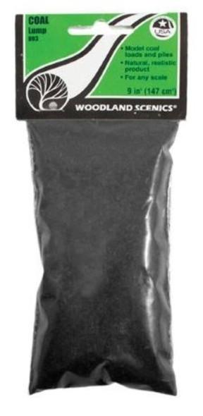 Woodland Scenics Lump Coal B93
