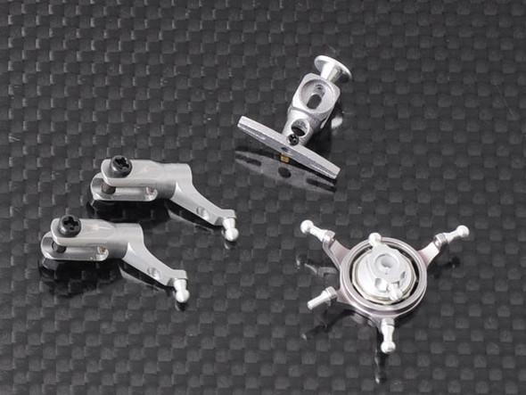 XTREME Metal Rotor Head Combo Set (V100D03) W10007