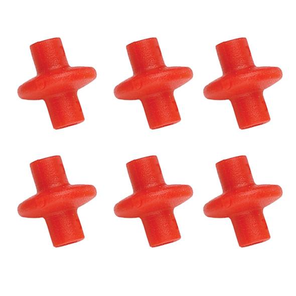 Pine Ridge 2737 Kisser Button-Slide-On Red (6)
