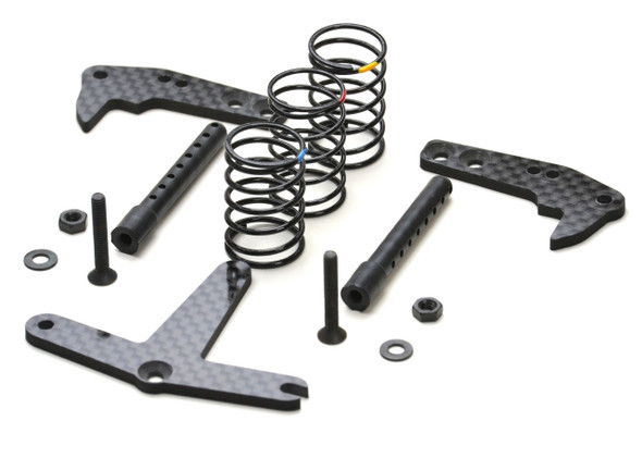 Exotek 1824 REAR TRACTION PLATE SET : F6