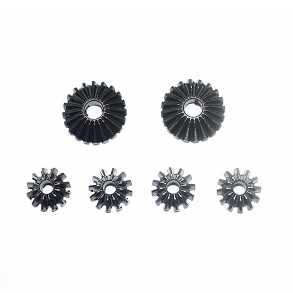 GPM Racing Harden Steel #45 Front/Center/Rear Diff Bevel Gear/Pinion Gear : Kraton