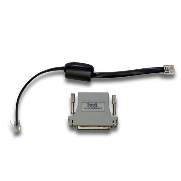 Digitrax MS100 LocoNet PC Computer Interface-RS232