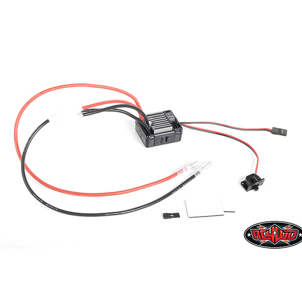 RC4WD Z-E0113  Outcry III Waterproof ESC
