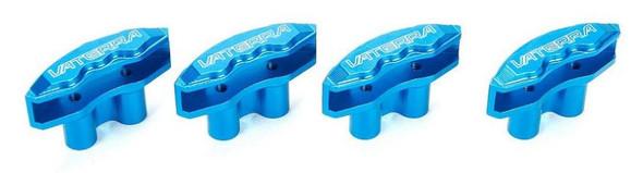 Vaterra VTR332007 Brake Caliper Aluminum, Aqua V100 GT-R GT3 / '69 Camaro SS / GT-R / Camaro RS / ZL1