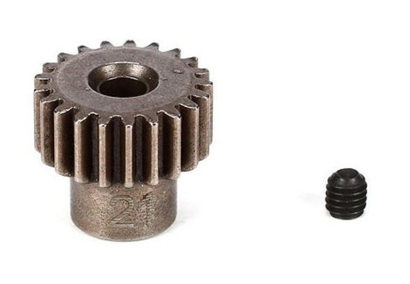 Vaterra VTR232030 Pinion Gear 21T, 48P, M3 x 3 Set Screw V100