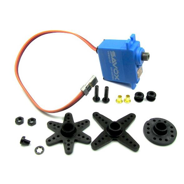 Savox SW-0250MG Waterproof Metal Gear Micro Servo Traxxas 1/16