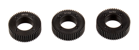 Associated 42032 FT Stealth(R) X Drive Gear Set Machined : Enduro